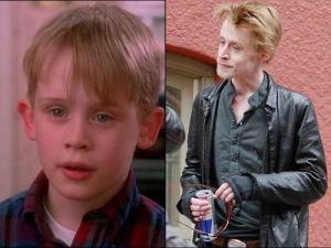 A színész akkor és most