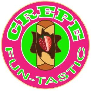 crepe fun-tastic logo
