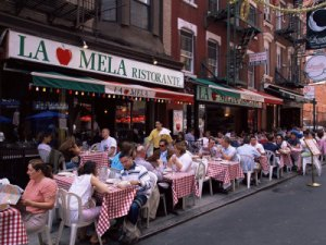 la mare restaurant new york