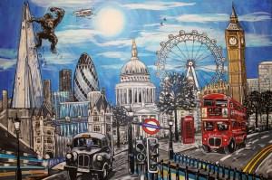 london rajz