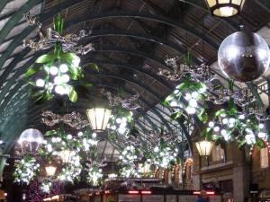 covent garden christmas light