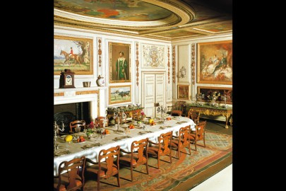 queen mary dollhouse inside