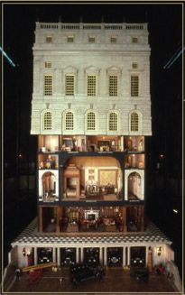 queen mary dollhouse