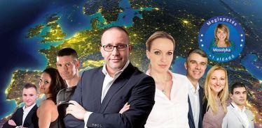 sikeres magyarok európa nap